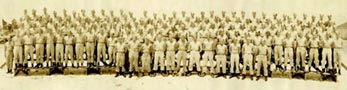 G Co, 3rd BN, Fort Bragg, Summer 1943