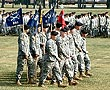 1st BN Reactivation, October 13, 2005