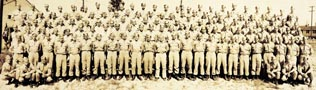 HQ, 3rd BN, Fort Bragg, Summer 1943