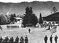 Pathfinders Bronze Star Ceremony, Berchtesgaden, May 1945