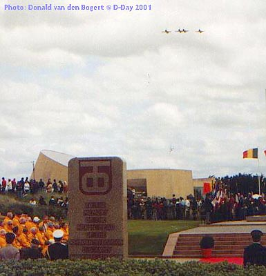 French Air Force Flyover
