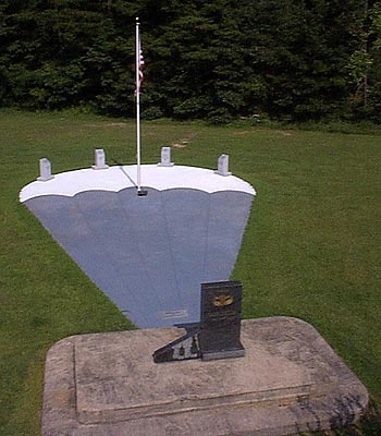 Camp Toccoa Airborne Memorial