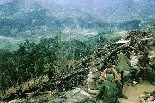 B Co 2nd Bn A Shau Valley 1969