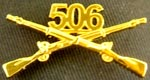 506 Officer Brass